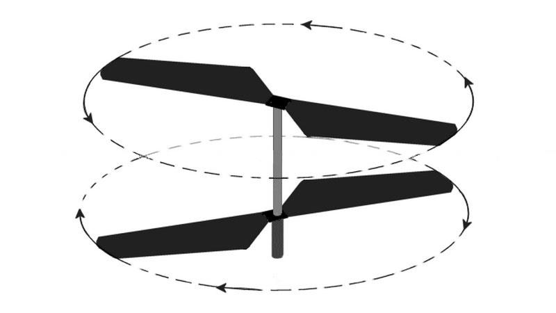 helicopter blades naca 23012